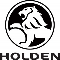 Holden emblem and word