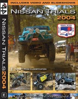 Nissan Trials 2004 DVD