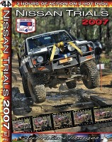 Nissan Trials 2007 twin-DVD