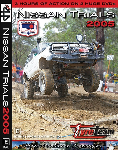 Nissan Trials 2005