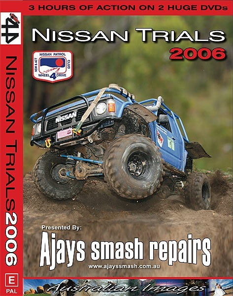 Nissan Trials 2006