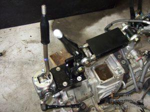 Custom gear linkage