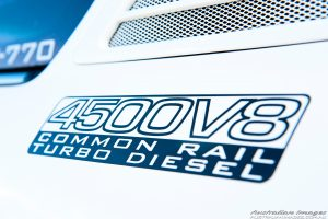 4500V8 Common Rail Turbo Diesel